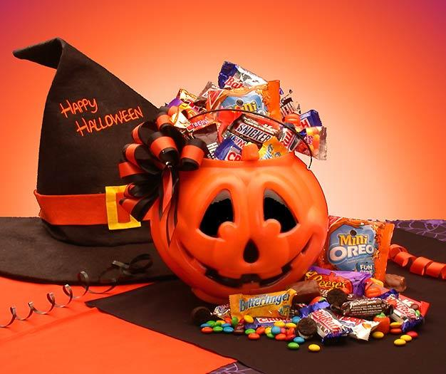 halloween is right around the corner which means trick or treating and big bags of candy we know kids will eat candy and candy is alright in moderation